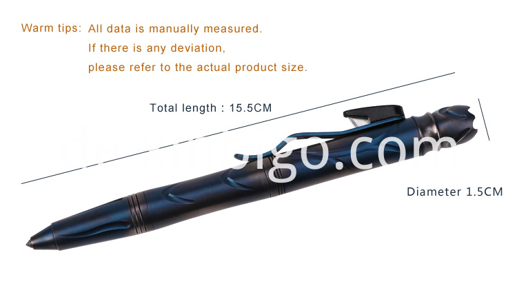 Best Tactical Pen